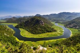 Vader en zoon Actieve rondreis Montenegro