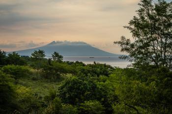 Regenseizoen Bali