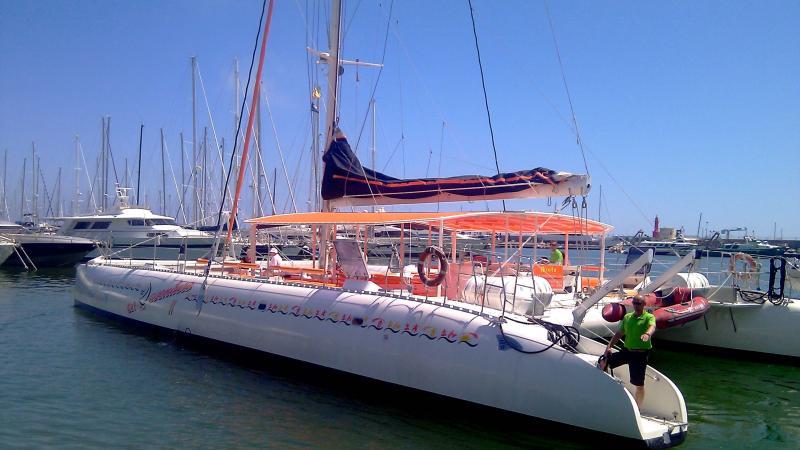 catamaran jongerenreis