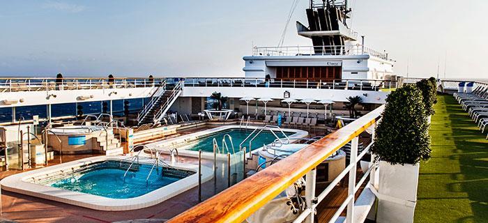 Jongeren Spanje cruise