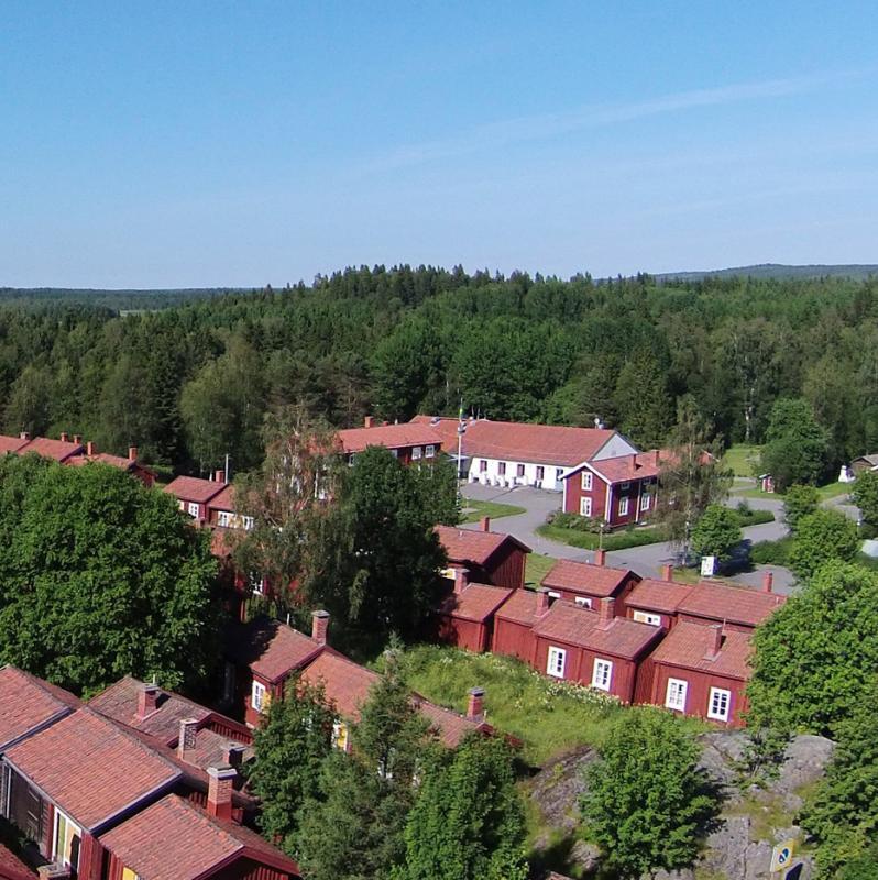 Zweden Noorden vakantie