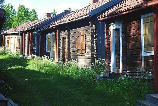 Kerkstadje Zweden