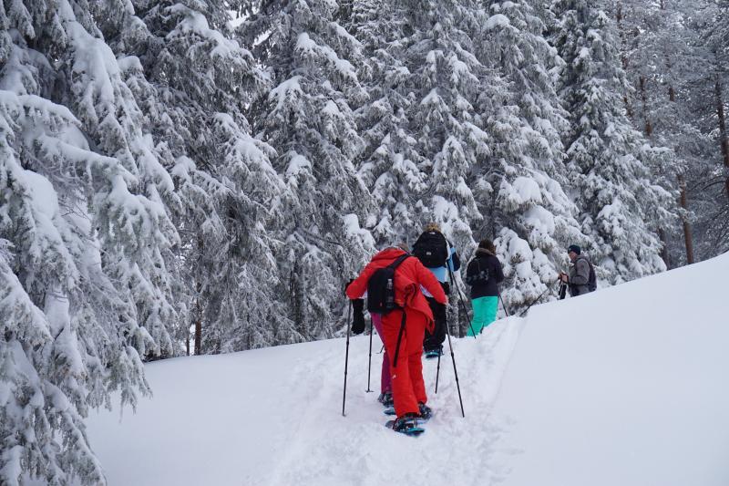 Wintertocht groepsreis