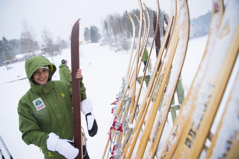Sami ski's