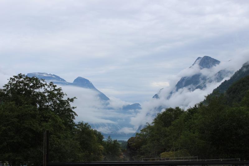 Wandeltochten in noorwegen
