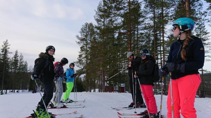 Skiën