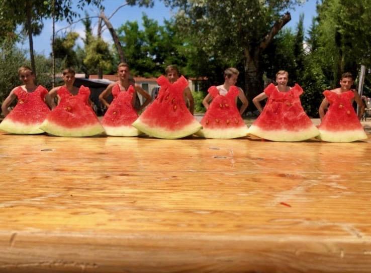 Meloentjes