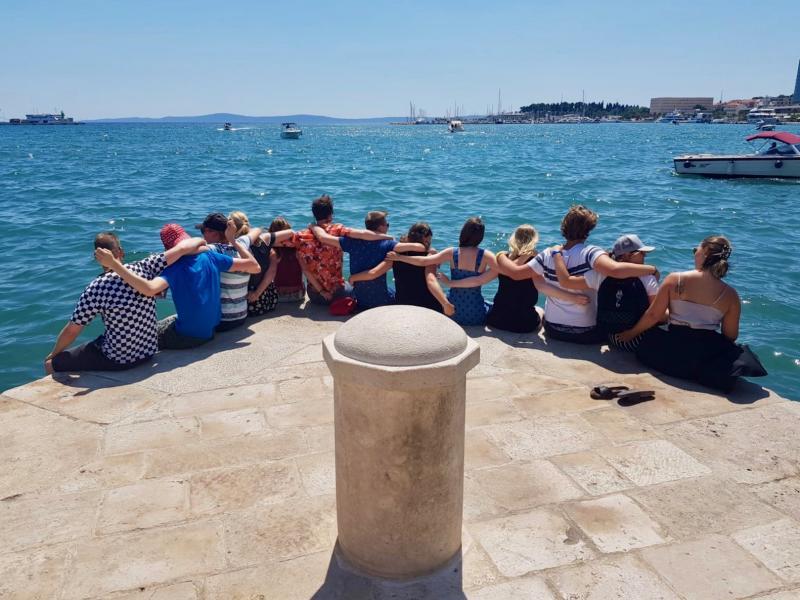 Kroatie groepsreis