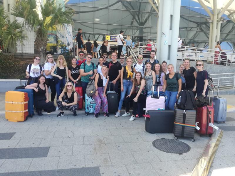 Op naar Kroatië!
