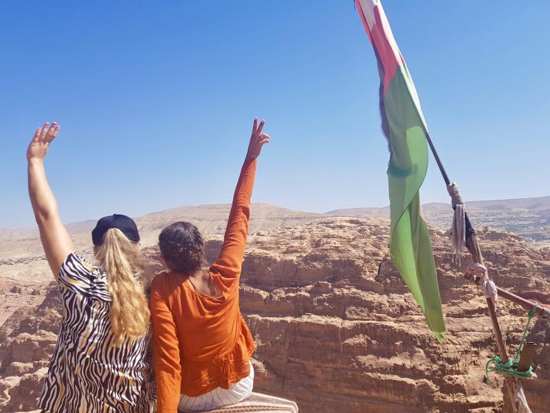 Jordanie jongerenvakantie