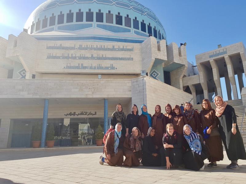 King Abullah Moskee