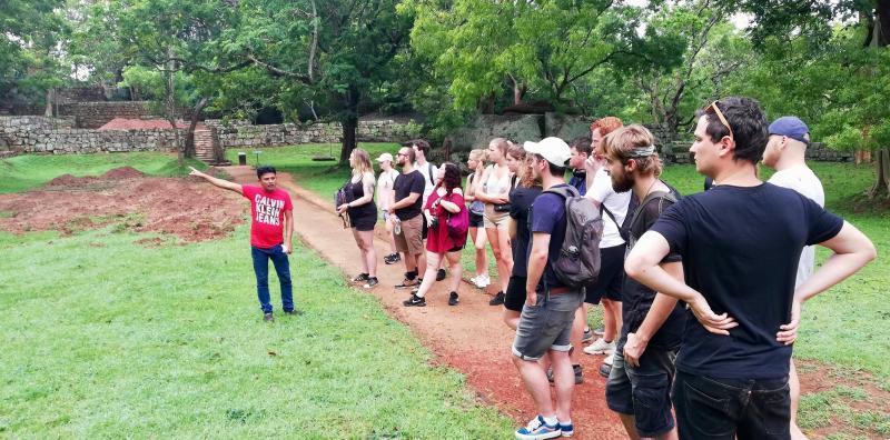 Sigiriya bezoeken