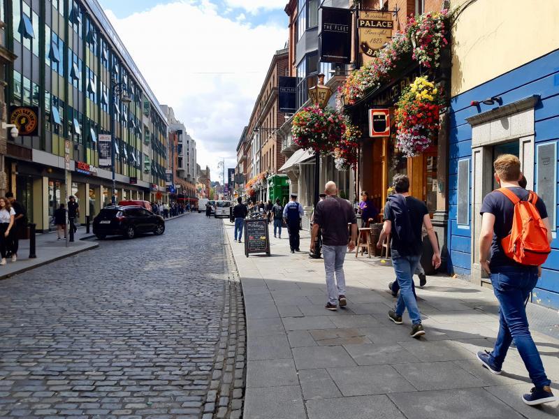 Steden Ierland verkennen (Dublin)
