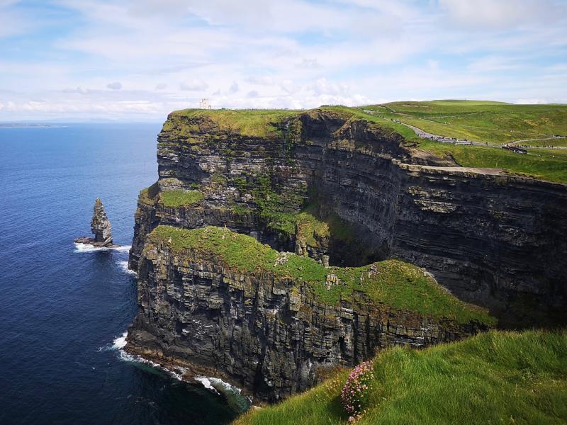 Kliffen van Ierland