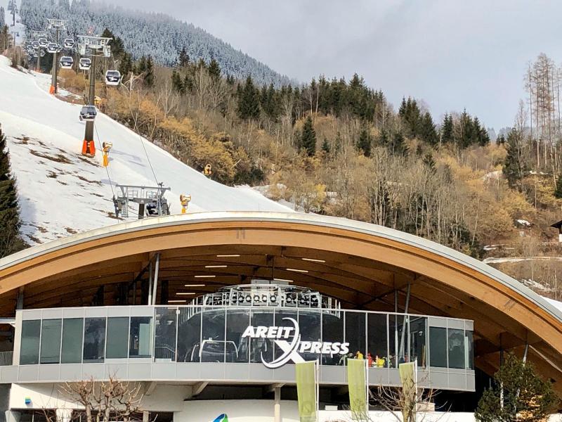 Skilift Oostenrijk