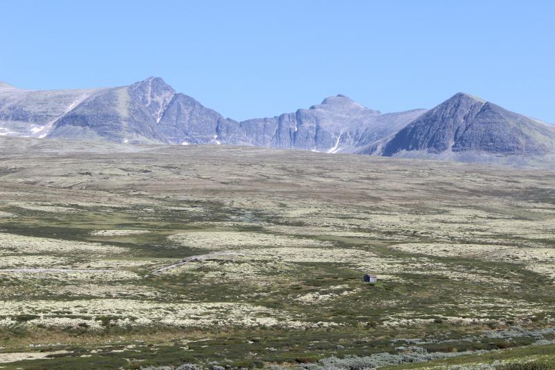 Wandeltochten noorwegen