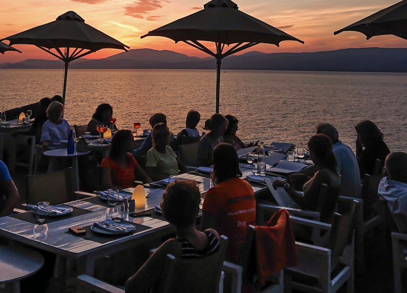 Gezellige restaurantjes ontdekken