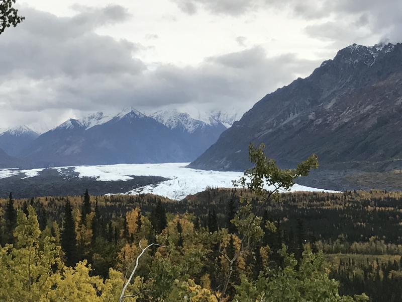 Alaska groepsreizen Matanuska
