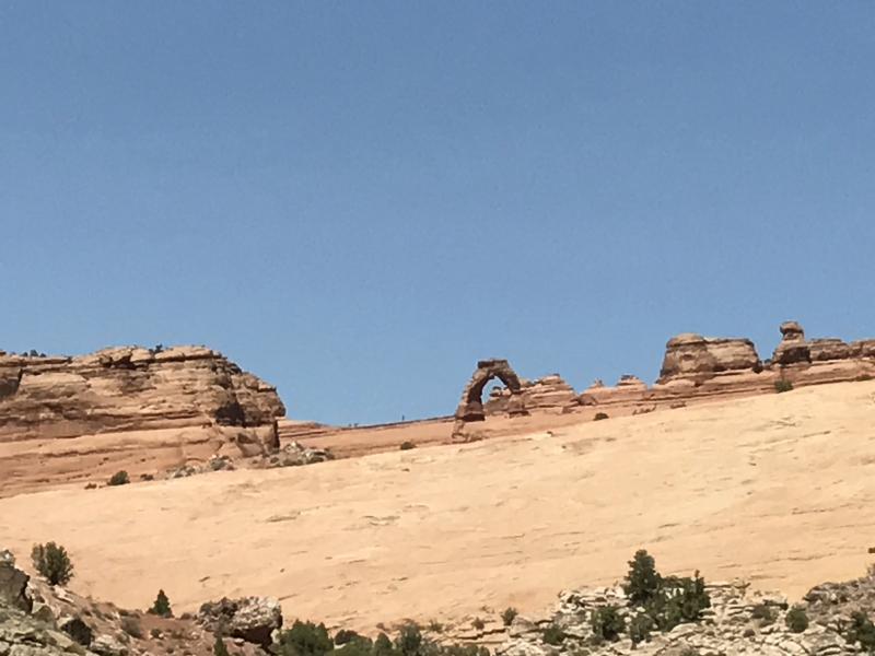 Arches National Park reizen