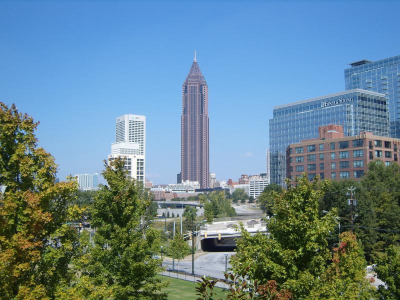 Atlanta bezoeken