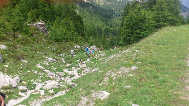 Bergwandeling Guillestre