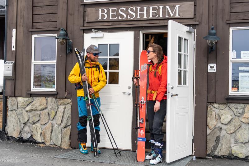 Bessheim accommodatie