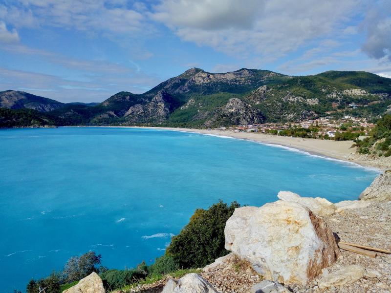 Blue Lagoon Oludinez