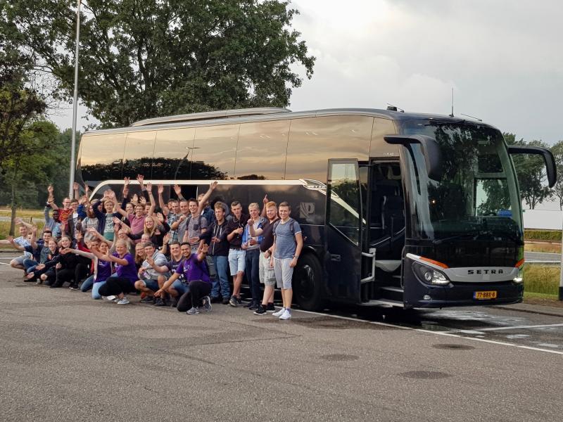 Busreis Frankrijk