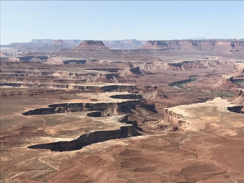 Canyonlands amerika rondreis