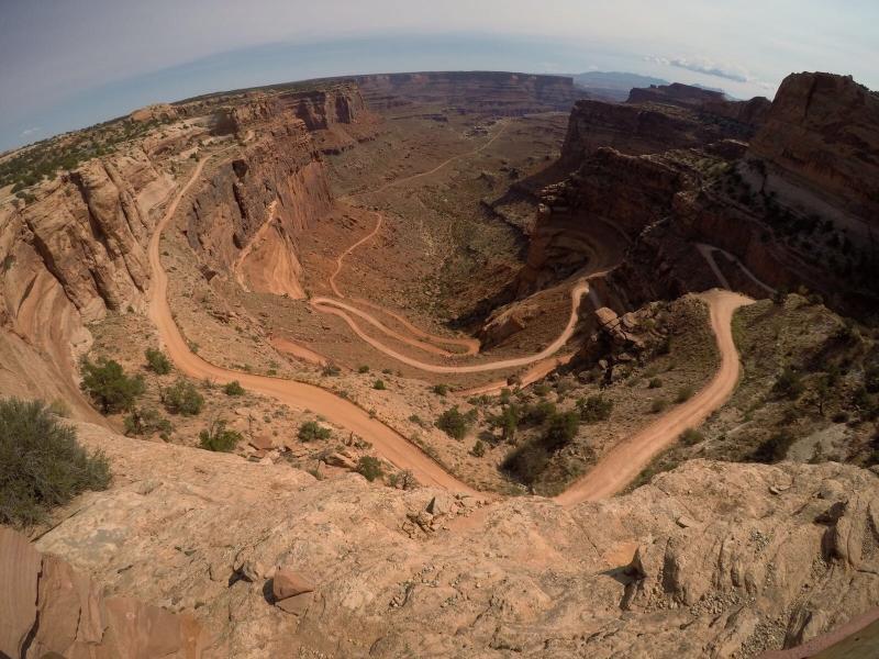 Canyonlands reizen