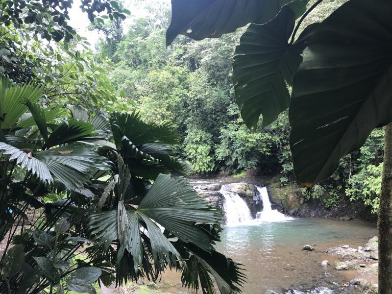 Costa Rica watervallen