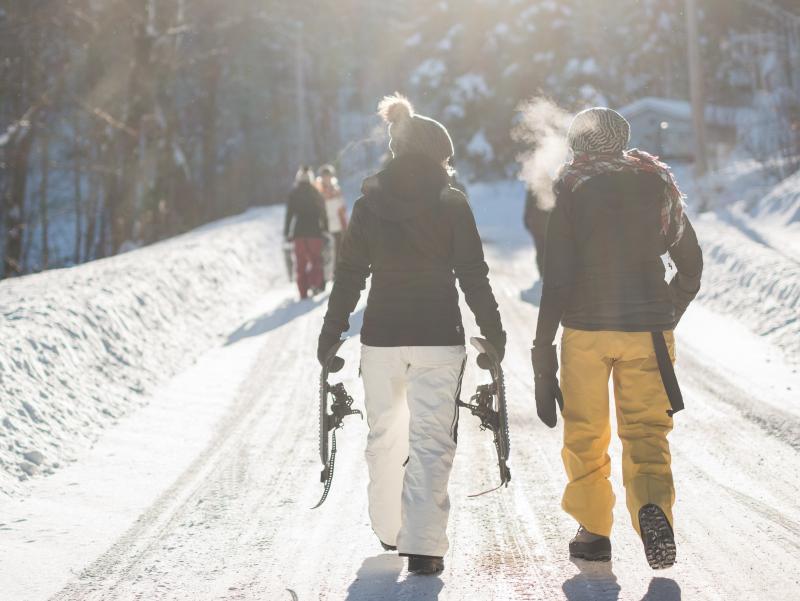 Cross country skien Noorwegen Winter groepsreis