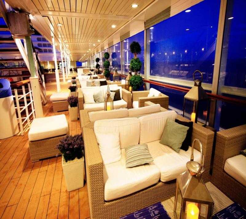 cruiseschip interieur