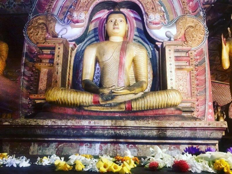 Culturele tempels en beelden