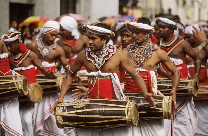 Cultuur Sri Lanka groepsreis
