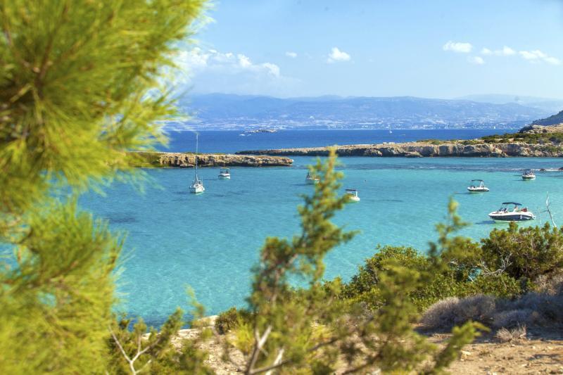 Cyprus, Blue Lagoon