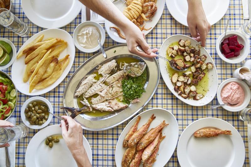 Eten en drinken Cyprus
