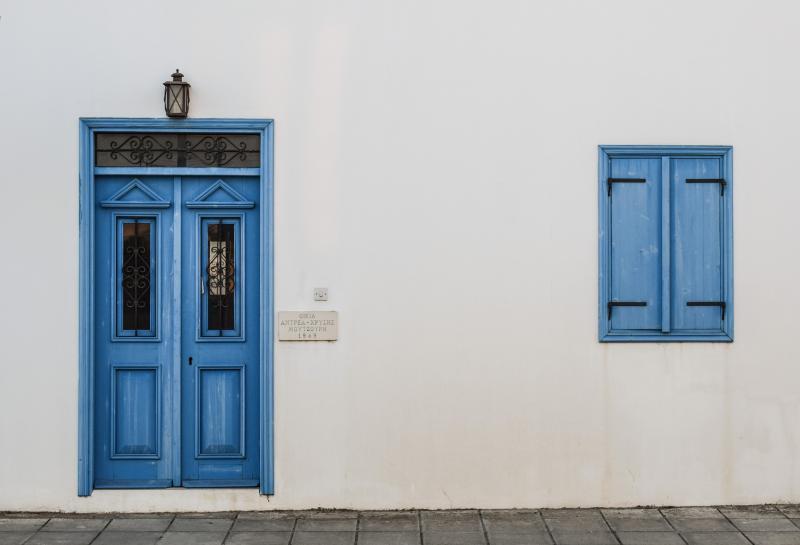 Cyprus, huisjes