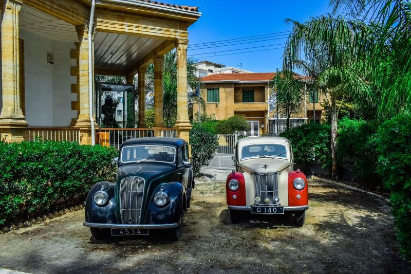 Cyprus, leuke straatjes