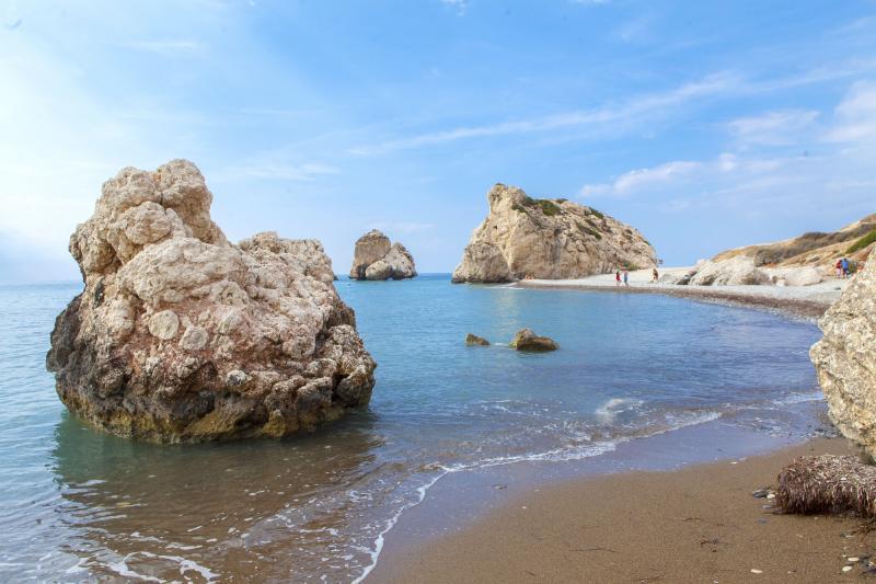Cyprus, rots van Aphrodite