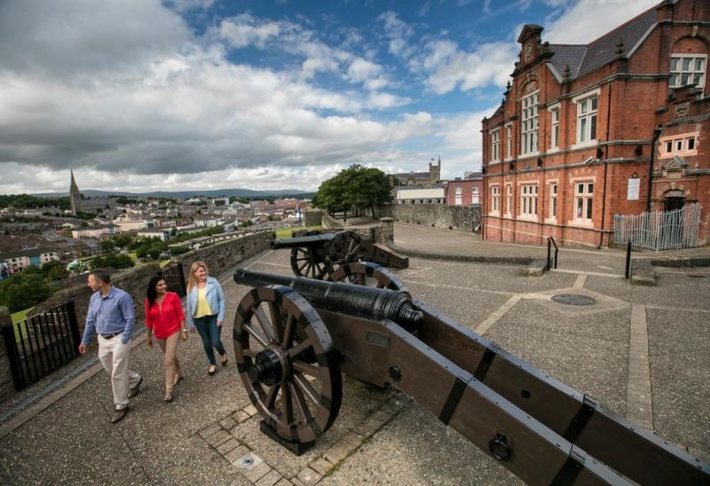 Derry rondreis Ierland