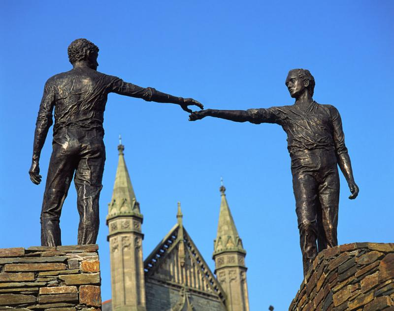 Derry troubles ierland