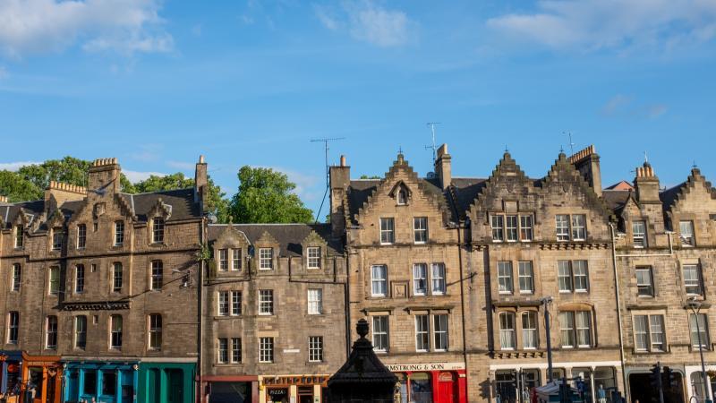 Edinburgh ontdekken