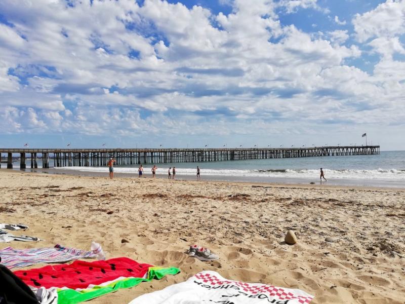 Er is ook tijd om te relaxen op het strand