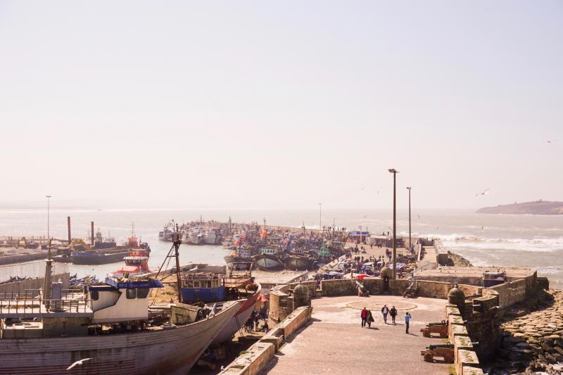 Essaouira verkennen
