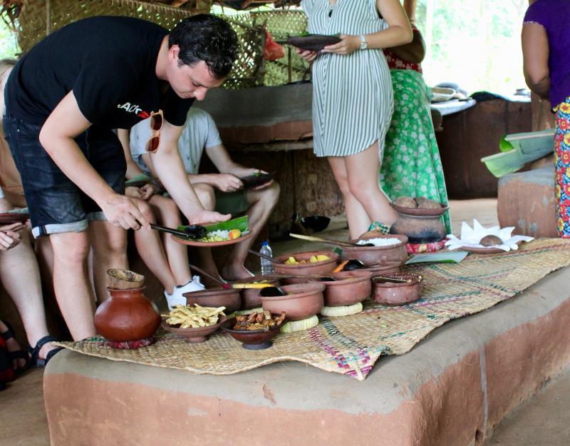 Eten en drinken in Sri Lanka
