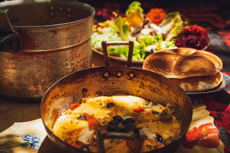 Eten Marokko