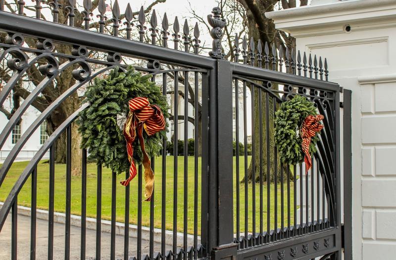 Front Gate Washington D.C.