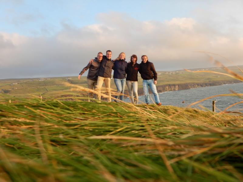 Gezellige groepsreizen Ierland