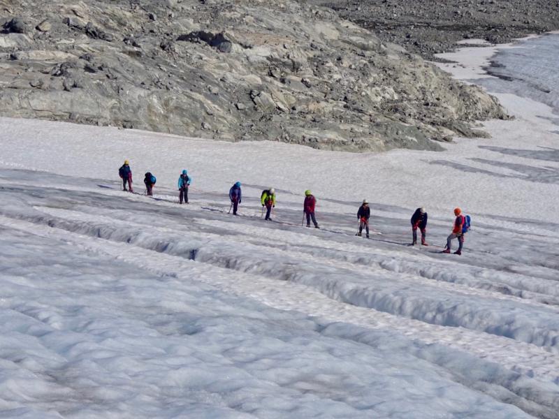 Gletsjertocht